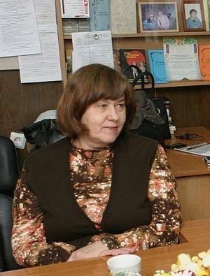 Беседа с профессором Ольгой Бердниковой – заместителем председателя Объединения православных ученых