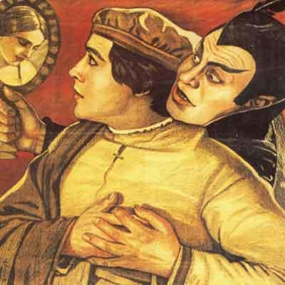 Борис Палибрк. Фаустовский тип богослова и Божественный провиденциализм