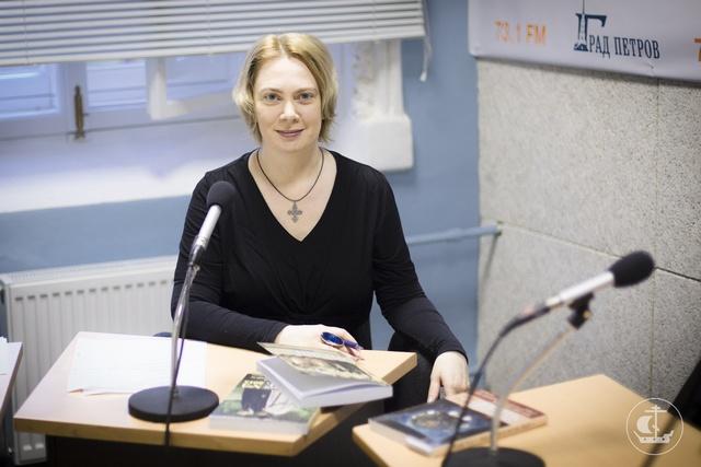 Научному журналу Духовной Академии «Христианское чтение» была посвящена программа на радио «Град Петров»