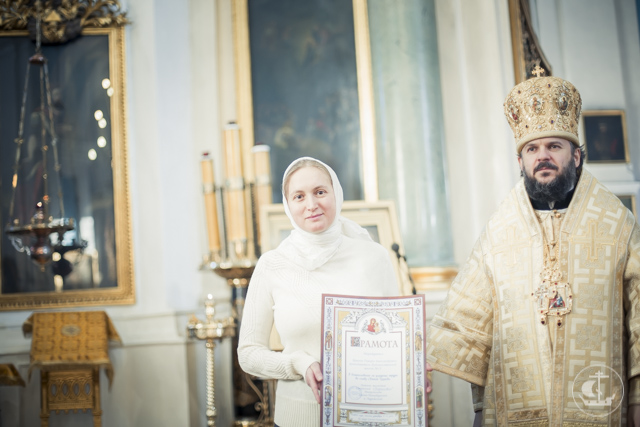 Санкт-Петербург завершил год празднования 1000-летия преставления святого равноапостольного князя Владимира