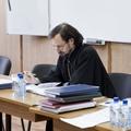 Протокол заседания кафедры церковно-практических дисциплин