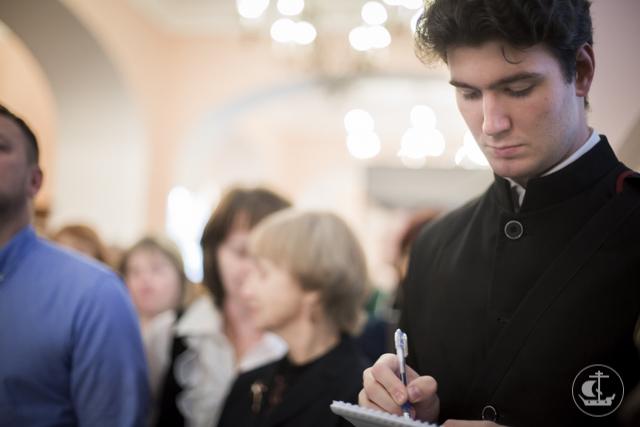 Обновленная экспозиция истории Русской Православной Церкви открылась в Государственном музее истории религии