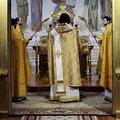 Божественная литургия святого апостола Иакова.