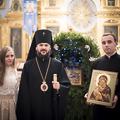 Архиепископ Амвросий благословил студента академии на брак
