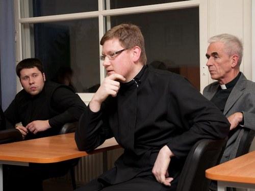 Группа студентов СПбПДА посетила Теологический институт Евангелическо-Лютеранской Церкви Ингрии