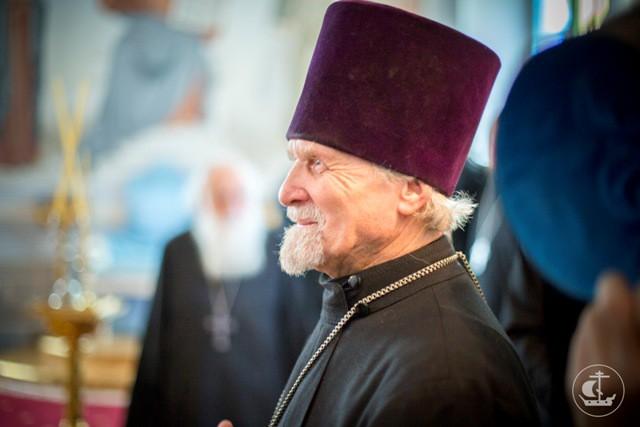 Протоиерей Евгений Пелешев. Три патриарха за мою жизнь сменилось. Сейчас четвертый