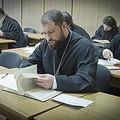 Список зачисленных в Санкт-Петербургскую Духовную Академию на заочное отделение магистратуры