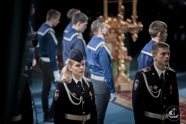 В День Российского студенчества Смольный собор Петербурга торжественно возвращён Церкви