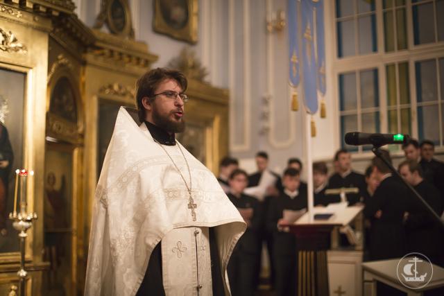 В Духовной Академии совершена панихида по жертвам блокады Ленинграда