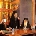 Архиепископ Амвросий принял участие в направлении «Древние монашеские традиции в условиях современности» XXIV Международных Рождественских образовательных чтений