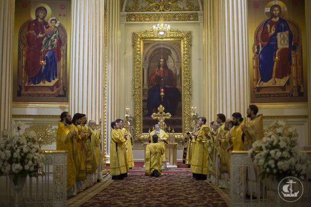 Духовная Академия поздравила И.Н. Судосу с юбилеем