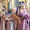 В АКАДЕМИЧЕСКОМ ХРАМЕ БЫЛА СОВЕРШЕНА БОЖЕСТВЕННАЯ ЛИТУРГИЯ