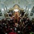 В СПБПДА ВСТРЕТИЛИ СВЕТЛОЕ ХРИСТОВО ВОСКРЕСЕНИЕ