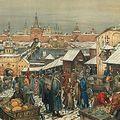 Архимандрит Августин (Никитин). Новгород и Швеция