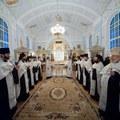 В АКАДЕМИЧЕСКОМ ХРАМЕ БЫЛА СОВЕРШЕНА БДЕННАЯ СЛУЖБА