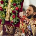 В духовной академии совершено всенощное бдение накануне Всемирного Воздвижения Честного и Животворящего Креста Господня