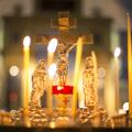 В академическом храме совершен Парастас накануне Димитриевской родительской субботы (ВИДЕО)