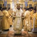 В храме духовной академии совершены богослужения 23-й Недели по Пятидесятнице