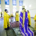 Епископ Амвросий совершил молебен в храме Двенадцати апостолов