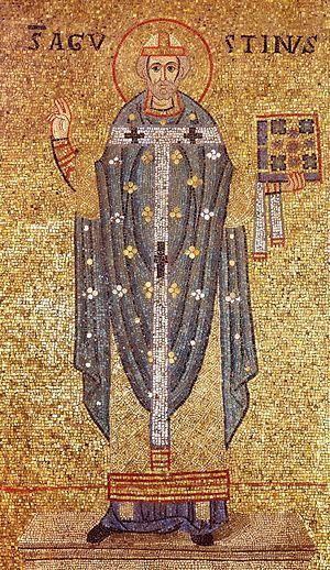 Блаженный Августин. Как философствовать по-богословски и богословствовать по-философски