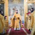 Воскресные богослужения прошли в храмах Духовной Академии