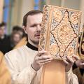 Накануне Недели Торжества Православия в Духовной Академии прошли уставные богослужения