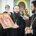 Престольный праздник Петербургской духовной академии завершился праздничным обедом