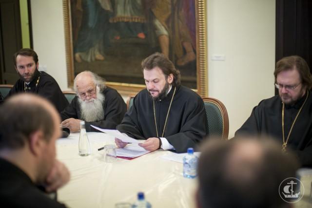 В СПбПДА прошло очередное заседание Ученого совета