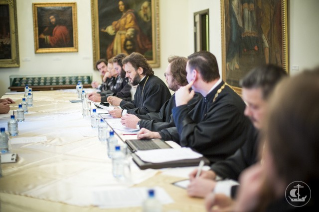 В СПбПДА прошло очередное заседание Ученого советаВ СПбПДА прошло очередное заседание Ученого совета
