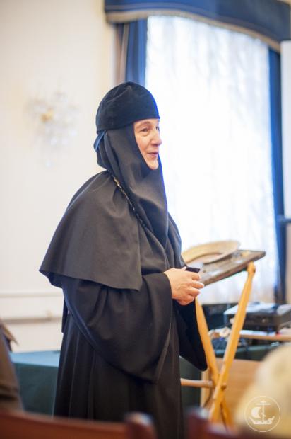 Женский хор Санкт-Петербургской православной духовной академии принял участие в открытии 2 дня VI Линтуловских чтений в Петербурге
