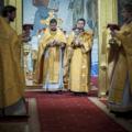 Божественная литургия в неделю 25-ю по Пятидесятнице совершена в двух академических храмах