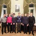 Студенты СПбПДА посетили культурные мероприятия Петербурга