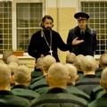 Студенты Духовной академии посетили Колпинскую воспитательную колонию