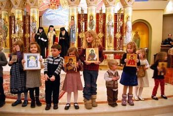 Лицо Христа (Воскресенье Торжества Православия