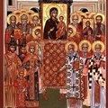Лицо Христа (Воскресенье Торжества Православия)