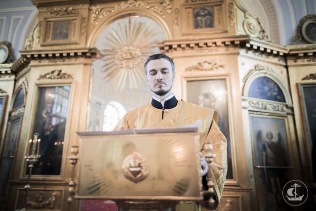 В Неделю Торжества Православия в Академии совершены священническая и диаконская хиротонии