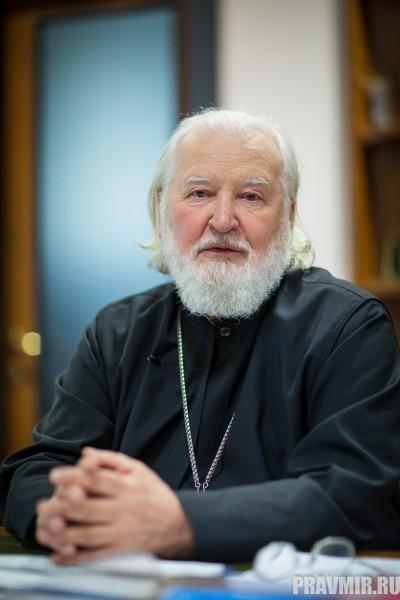 Протоиерей Владимир Воробьев