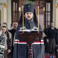 Архиепископ Амвросий совершил богослужение, называемое «Мариино стояние»