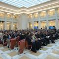 Делегация Петербургской духовной академии приняла участие в конференции, посвященной Дню военно-морских знаний в президентской библиотеке