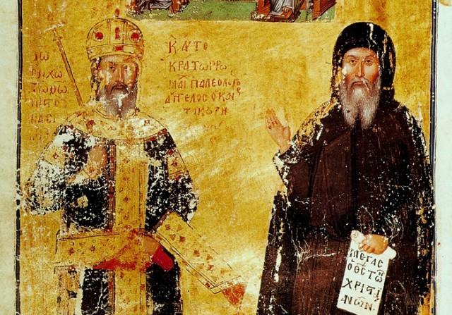 Византийское монашество