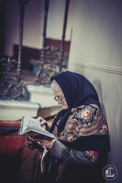"""""""О душе,трезвися,молисяна всякий час Богу"""".ВДуховной Академии совершено «стояние Марии Египетской»"""