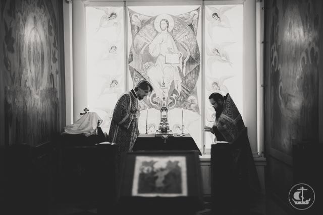 В Духовной Академии изучали ещё один урок о покаянии человека и милосердии Божием
