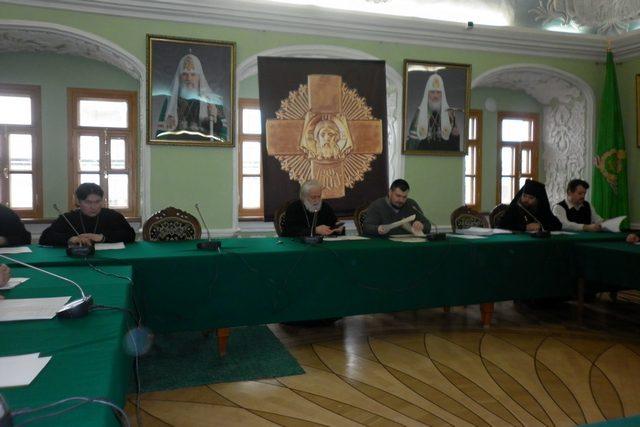 Аспирант академии принял участие в семинаре Учебного комитета, посвященном индивидуальному наставничеству