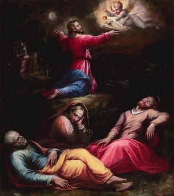 Ангел Гефсимании