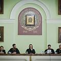 В СПбПДА состоялось расширенное заседание Ученого совета накануне нового учебного года