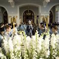 В академическом храме прошло первое в новом учебном году общее богослужение