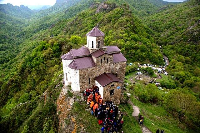 Архиепископ Амвросий совершает визит в Пятигорскую и Черкесскую епархию