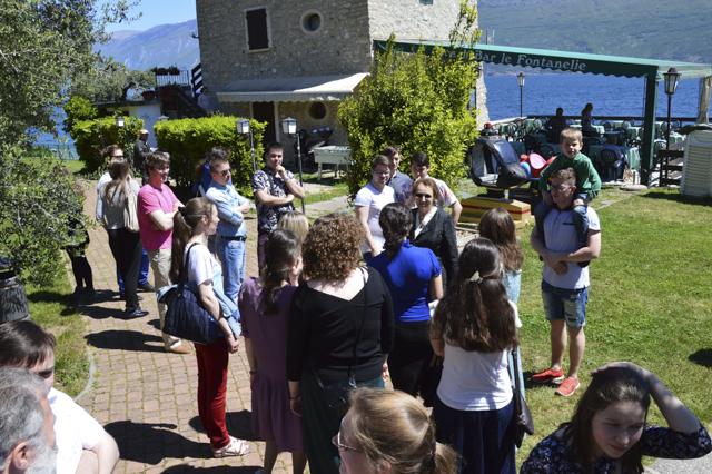 «Русская весна на озере Гарда» прошла с участием Камерного хора Петербургской Духовной Академии