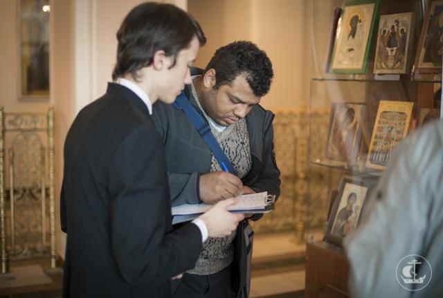 В Духовной Академии собраны подписи за запрет абортов