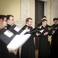 С верой в правду и любовь. Мужской хор Академии выступил с концертом в честь Дня Победы во Дворце юстиции